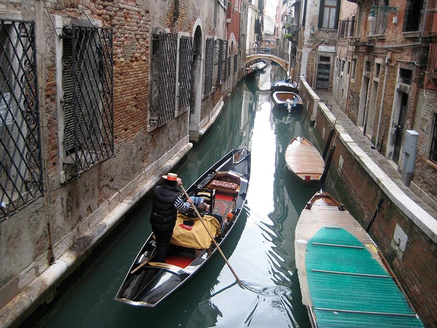 Venise - ruelle