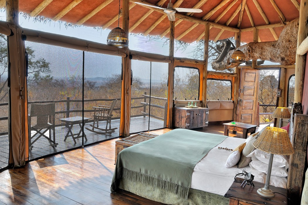 Elewana---Tarangire-bed-room