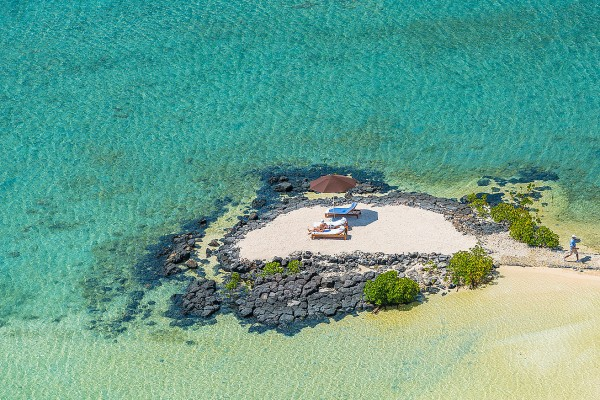 Petite île du Four Seasons at Anahita
