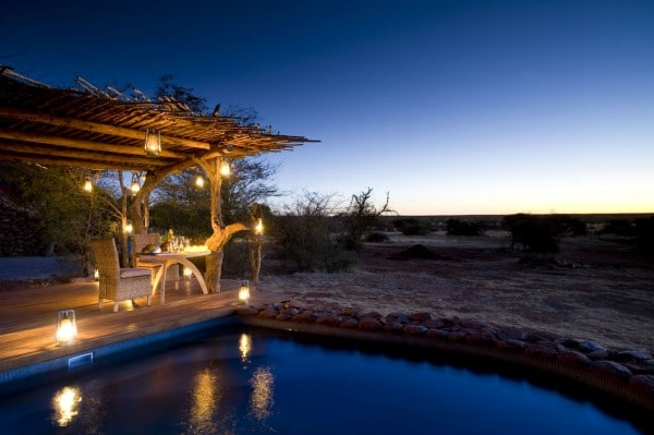 Tswalu Game Reserve