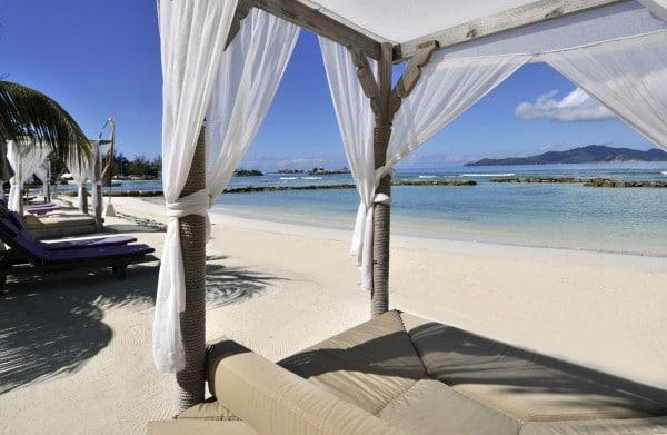 Seychelles - Domaine de l orangeraie - beach