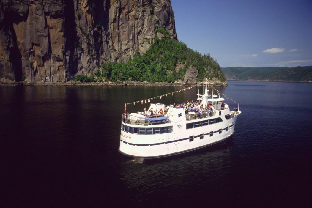 Circuit de luxe canada-bateau crosisere du Fjord