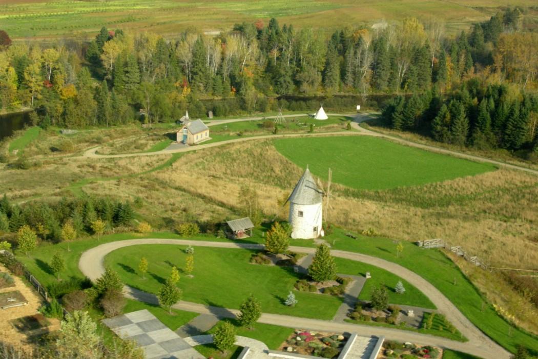 Le Baluchon Canada-Paysage