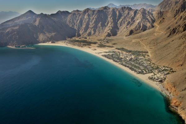 Six Senses at Zighy Bay -Aerial_View