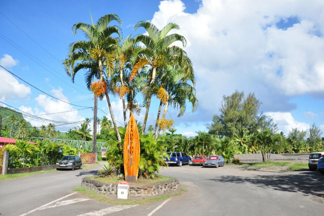 Tahiti Teahupoo - Mon Plus Beau Voyage