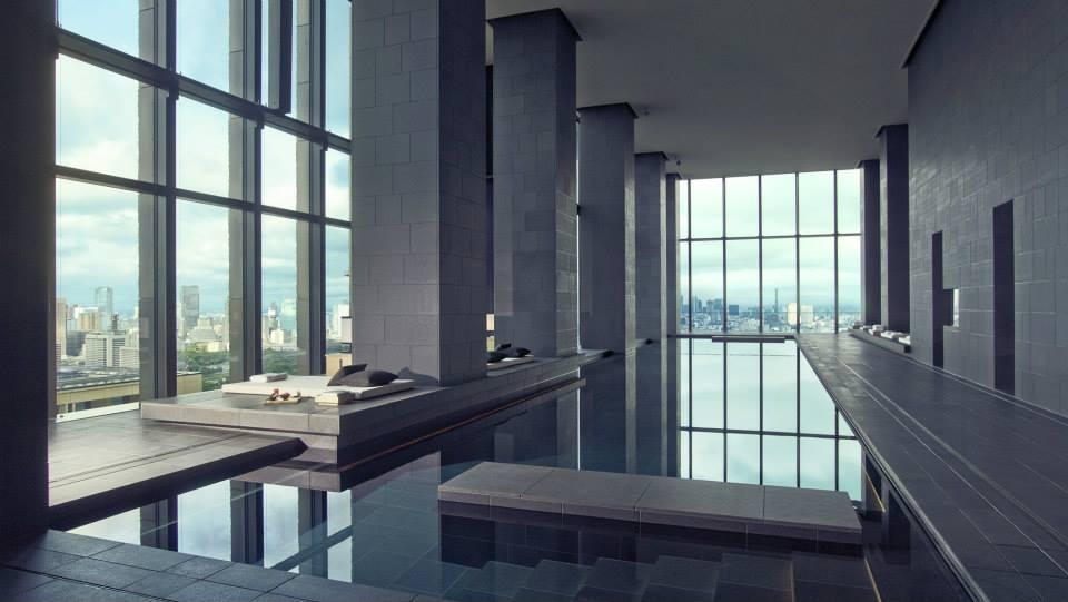 Aman Tokyo et Mon Plus Beau Voyage - le spa 1