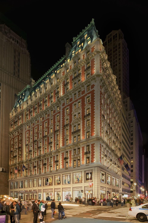 l 39 h tel the knickerbocker new york nouvelle adresse. Black Bedroom Furniture Sets. Home Design Ideas