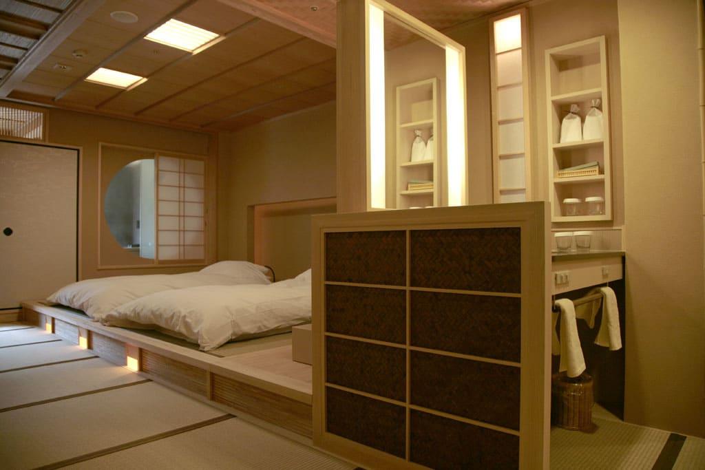 Beautiful Chambre Japonaise Traditionnelle Ideas - Antoniogarcia ...