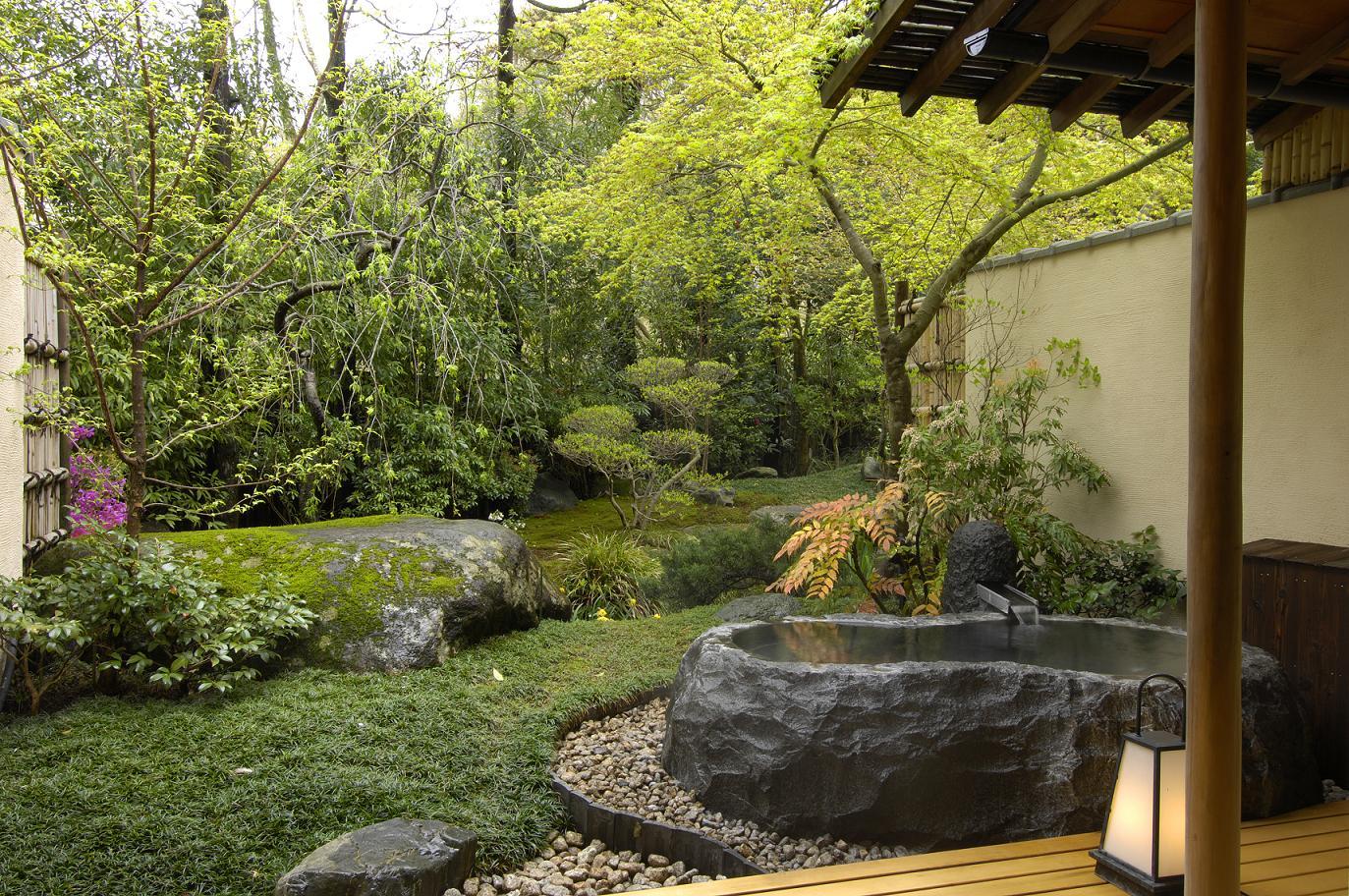 Mon plus beau voyage au japon hakone gora kadan ryokan for Le jardin zen