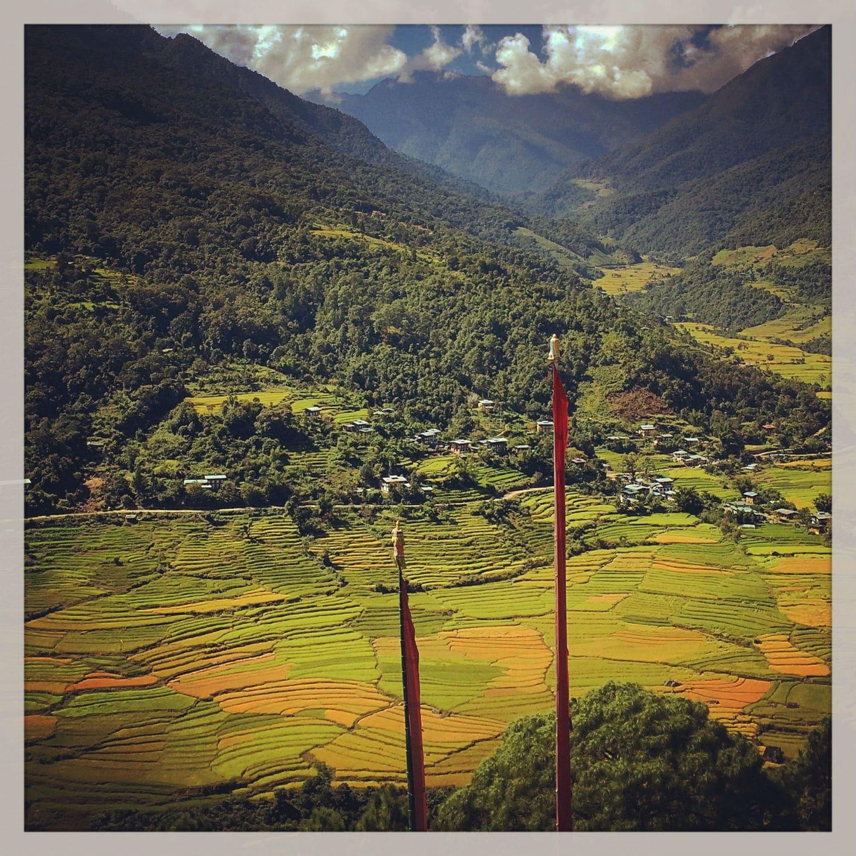 voyage de luxe au bhoutan avec amankora. Black Bedroom Furniture Sets. Home Design Ideas
