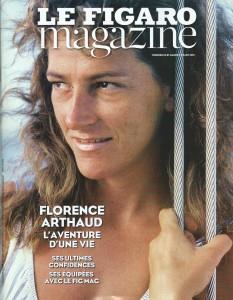 Couverture Le Figaro Magazine_ Mars 2015