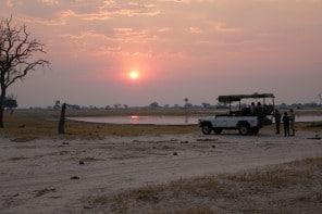 Itinéraire en avion privé au Zimbabwe et aux Chutes Victoria