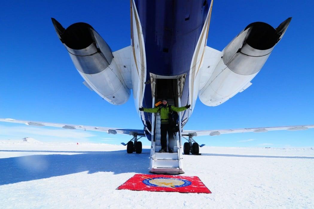 Mon Plus Beau Voyage - White Desert - First steps on Antarctica