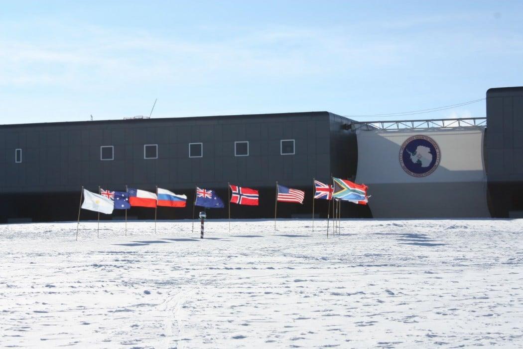 Mon Plus Beau Voyage - White Desert - The South Pole