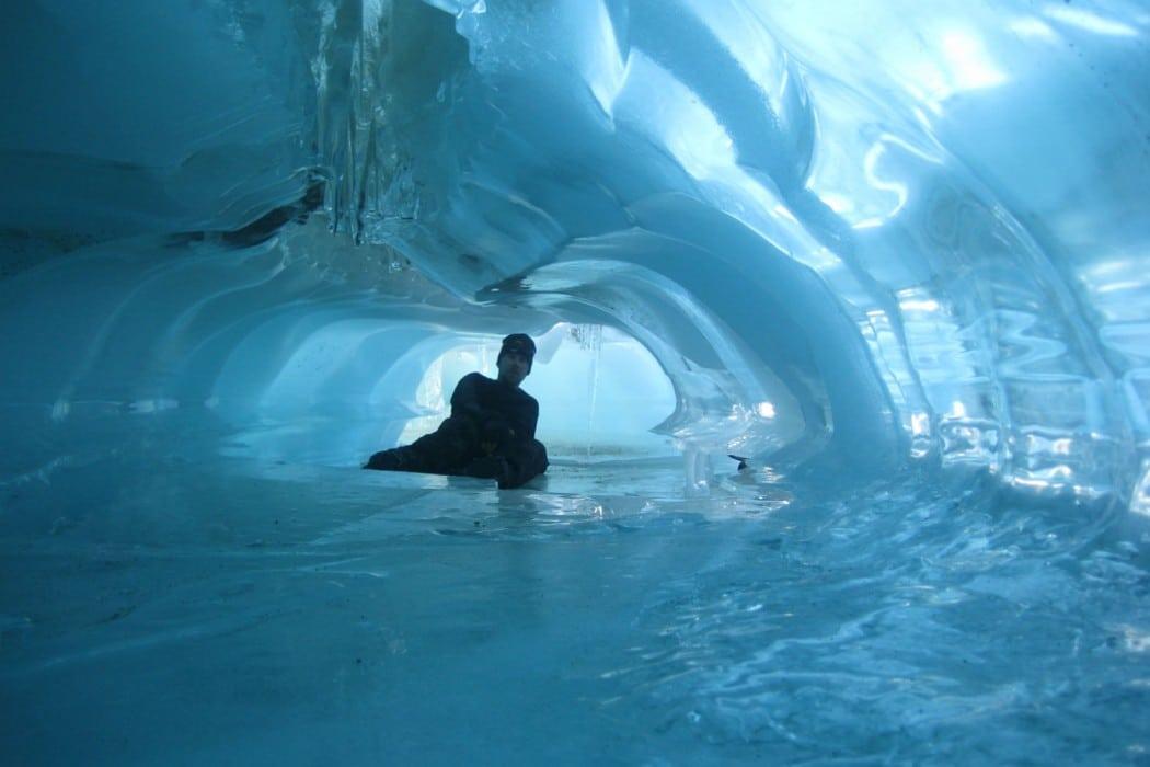 Mon Plus Beau Voyage - White Desert - Under the ice