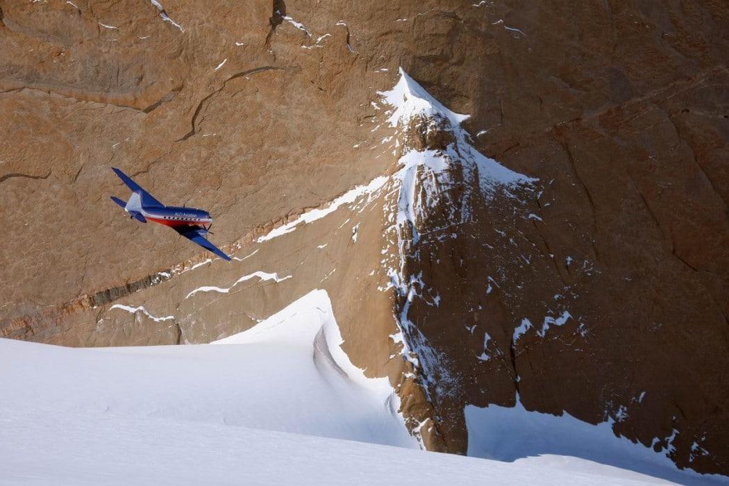 Mon Plus Beau Voyage - White Desert - flight