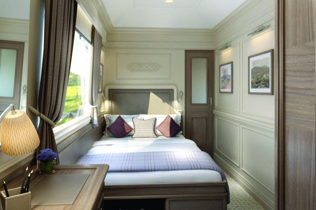 Belmond Grand Hibernian et Mon Plus Beau Voyage - Irlande - cabine double