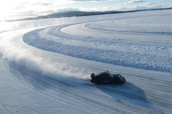Mon Plus Beau Voyage - Conduite sur glace en Laponie - Arjeplog 33