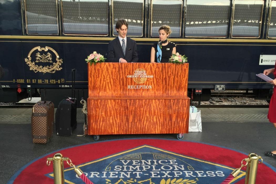 Train Venice-Simplon-Orient-Express et Mon Plus Beau Voyage - 22
