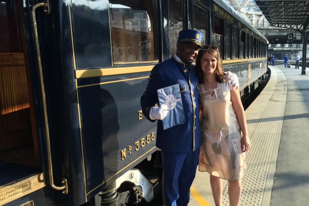 Train Venice-Simplon-Orient-Express et Mon Plus Beau Voyage - 26