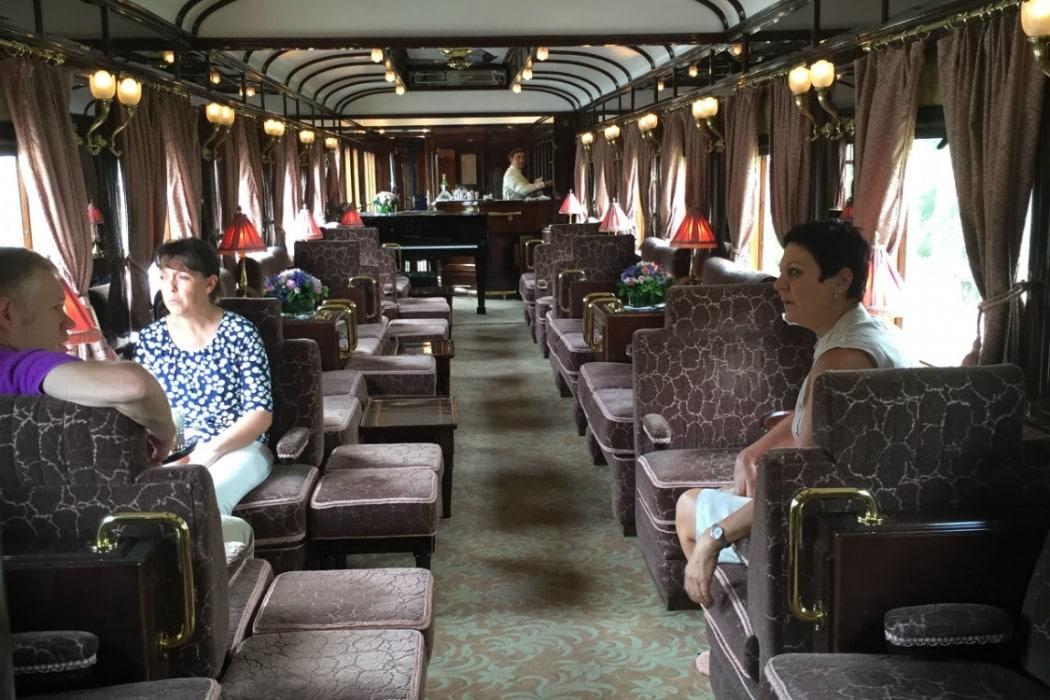 Train Venice-Simplon-Orient-Express et Mon Plus Beau Voyage - 5
