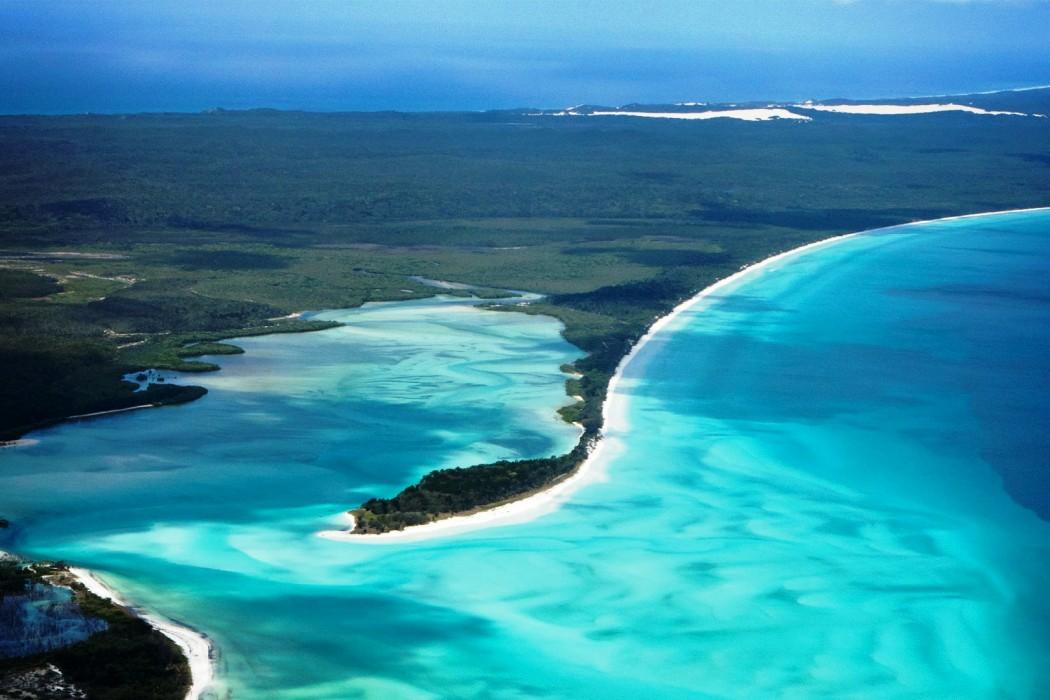Mon Plus Beau Voyage en Australie_Panorama-Fraser-Island