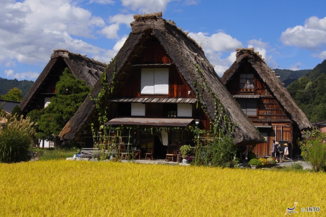 Japon authentique-Shirakawa-go