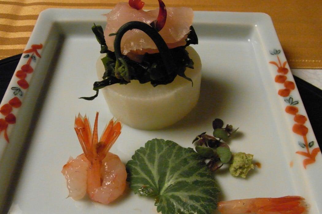 Kaiseki Dinner - Kanazawa