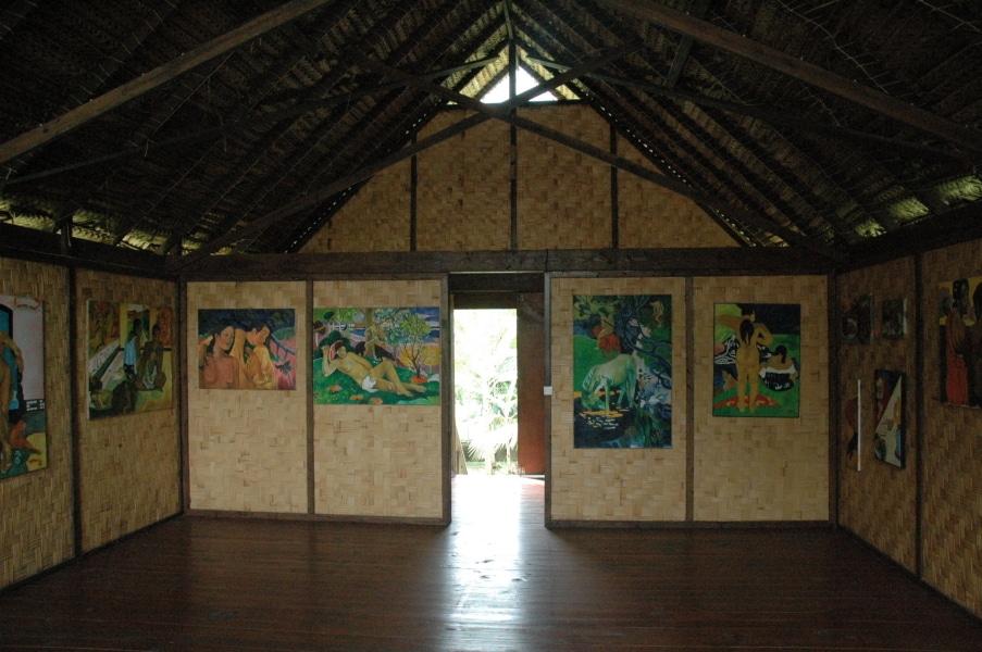 La Maison du Jouir à Atuona