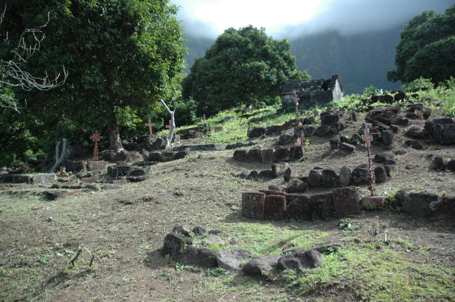 Vieux cimetière des non-baptisés
