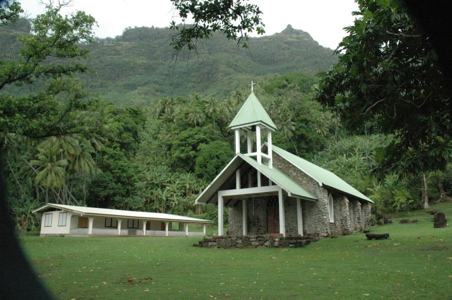 L'église de Hapatoni