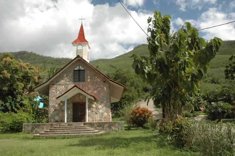 Eglise de Hatahetau