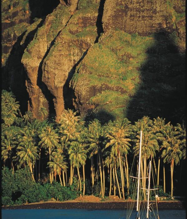 Baie des Vierges à Hanavavae à Fatu Hiva