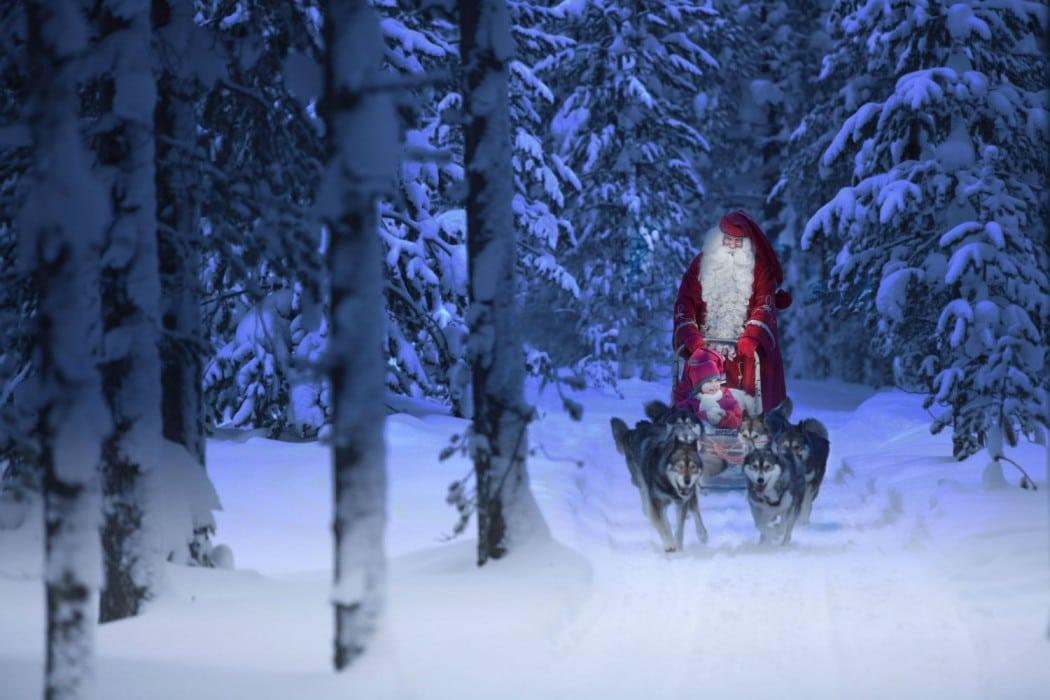 Mon Plus Beau Voyage en Laponie Finlandaise_Rovaniemi - Santa Claus