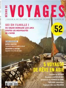 Désirs de Voyages 52 - Janvier & Février 2016