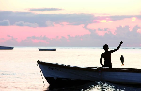 Ile Maurice - Pêche