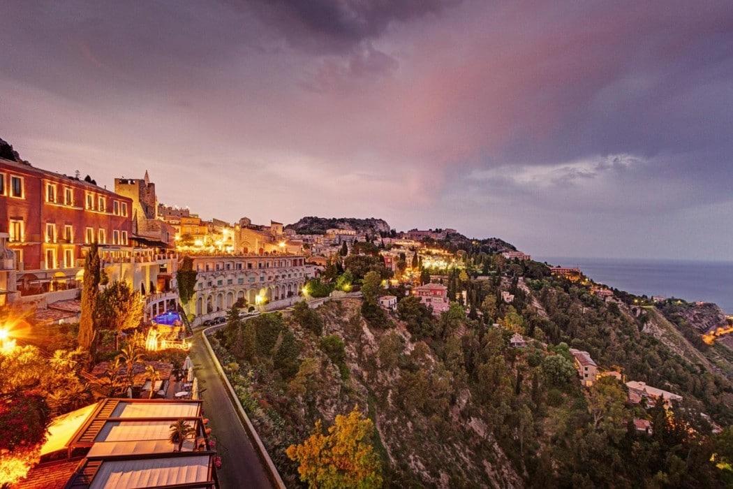 Mon Plus Beau Voyage en Sicile - San Domenico Palace