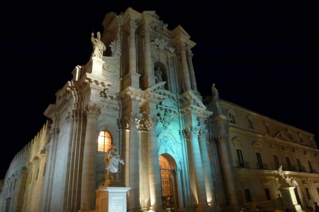Mon Plus Beau Voyage en Sicile - Syracuse Duomo