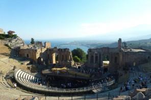 La Sicile en trois étapes…