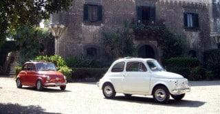 Mon Plus Beau Voyage en Sicile - tour en fiat 500