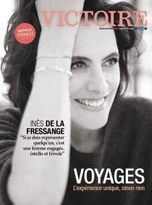 Couverture Magazine VICTOIRE du 30 jan 2016