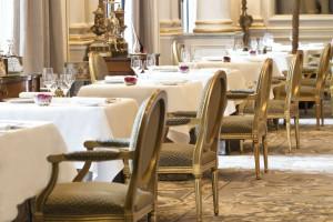 Restaurant gastronomique Le Cinq - Four Seasons Georges V 18