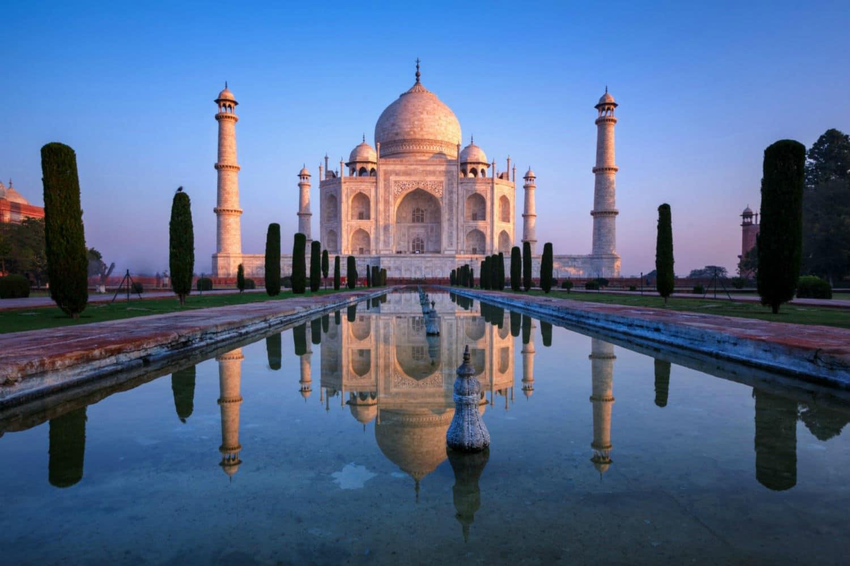 Tour du monde de luxe  en avion prive inde