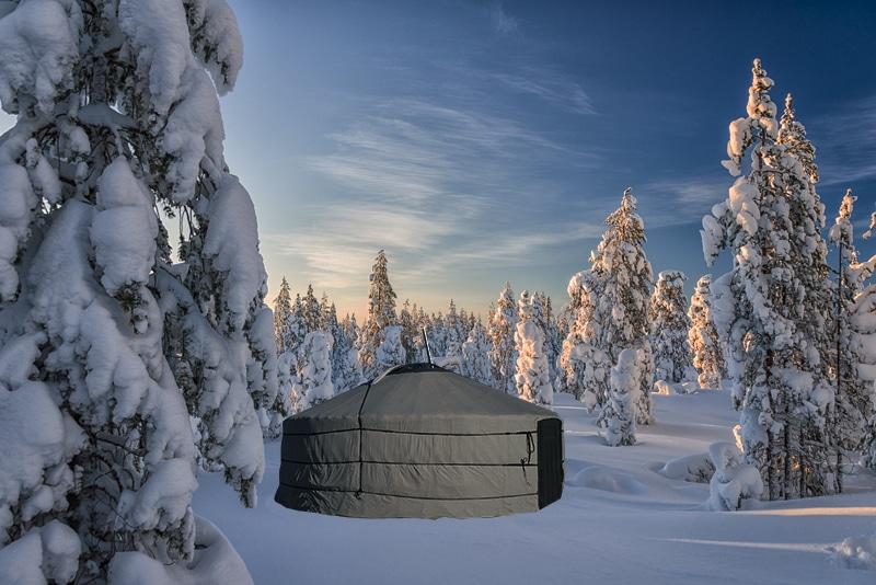 Arctic Circle, Lapland