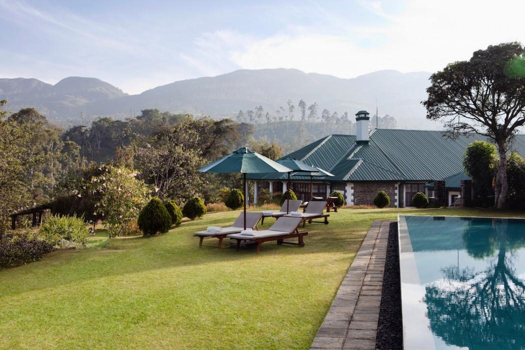 Mon Plus Beau Voyage au Sri Lanka Tientsin Bungalow pool 1