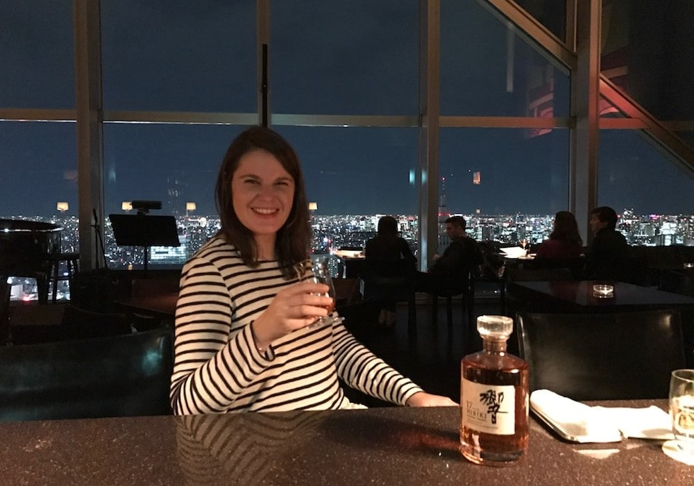 Mon Plus Beau Voyage a Tokyo_Bar New-York du Park Hyatt Tokyo