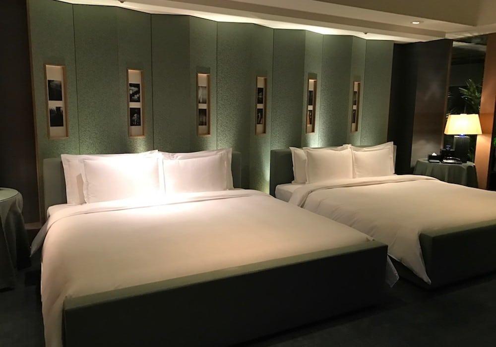 Mon Plus Beau Voyage a Tokyo_chambre Park Hyatt La suite 2