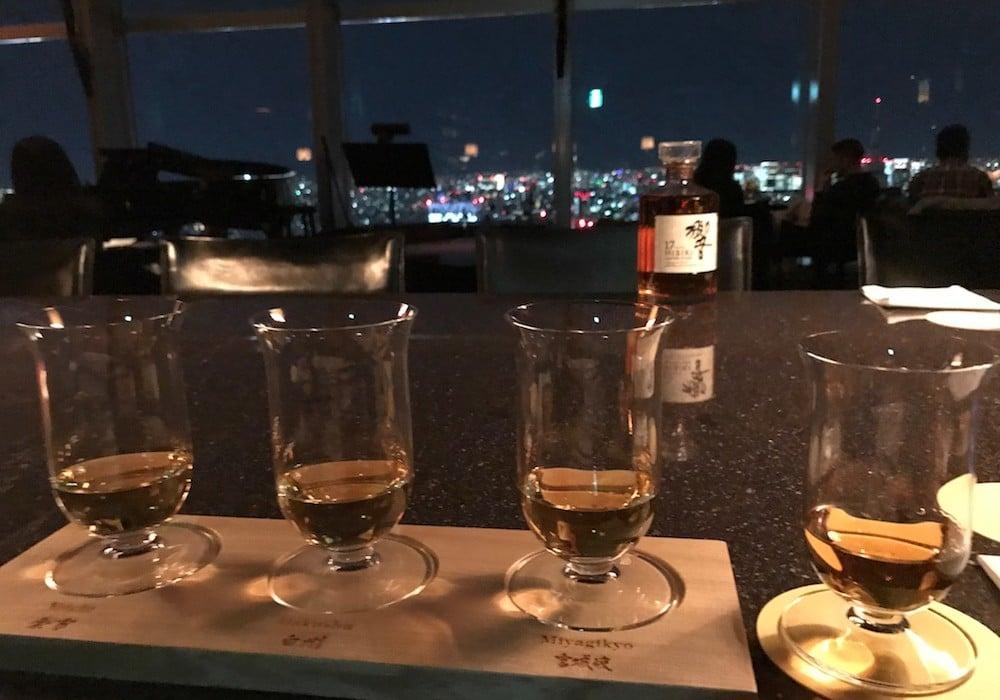Mon Plus Beau Voyage a Tokyo_le bar New-York du Park Hyatt Lost In Translation
