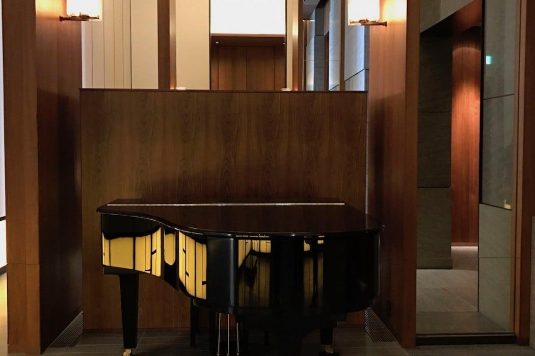 Mon Plus Beau Voyage a l Andaz Tokyo piano arty