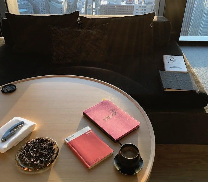 Mon Plus Beau Voyage-circuit de luxe- Hotel Aman Tokyo guides de voyages